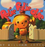 Rolie Polie Olie Board Book (0060557168) by Joyce, William