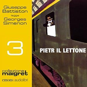 Pietr il lettone (Maigret 3) Audiobook