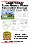 Contractor Spec House Plans Blueprint...