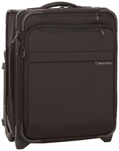 Briggs & Riley Commuter Expandable Upright, Black, U119CX-4