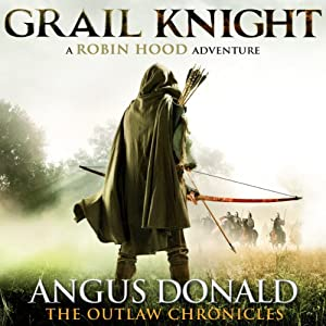 Grail Knight Audiobook