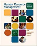 img - for Human Resource Management with Student CD, PowerWeb, and Management Skill Booster Card book / textbook / text book