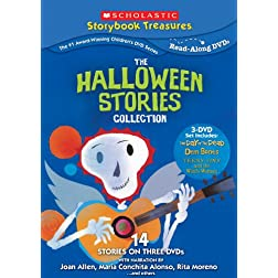 The Halloween Stories Collection Volume 2 DVD 3pk