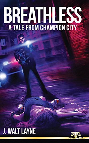 Breathless: A Tale from Champion City PDF