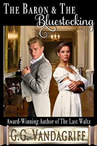 The Baron And The Bluestocking by G.G. Vandagriff ebook deal