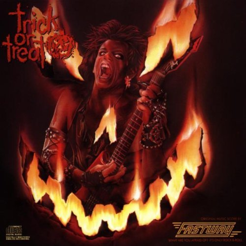 Trick Or Treat By Fastway (1990-10-25)