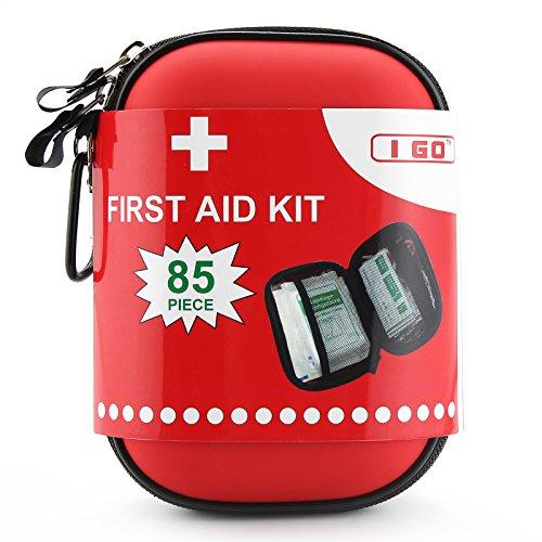 85 Piece I GO Travel First Aid Kit