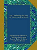 img - for The Cambridge history of American literature book / textbook / text book