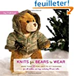 Knits for Bears to Wear: More than 20...