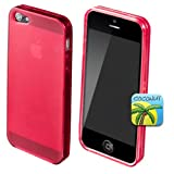 "Original Coconut iPhone 5 Protection Case - Rot / Red (iPhone 5 H�lle - iPhone 5 Case - iPhone 5 Tasche)von ""Coconut"""