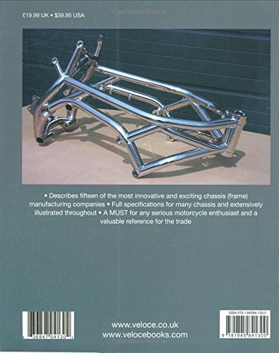 Motorcycle Road and Racing Chassis Designs: A Modern Review of the Best Independents