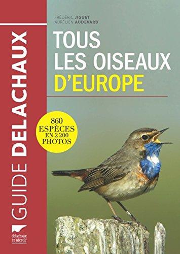 Tous les oiseaux d'Europe