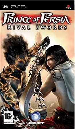 Prince Of Persia: Rival Swords (PSP) by UBI Soft