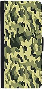 Snoogg Camo Green Military 2764 Designer Protective Flip Case Cover For Apple...