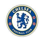 チェルシー FC Chelsea FC Logo イングランド サッカー フットボール クラブ ビニール ステッカー デカール 車 装飾 (並行輸入品)