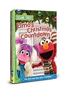 Elmos Christmas Countdown by Sesame Street