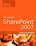 img - for Microsoft SharePoint 2007 Unleashed book / textbook / text book
