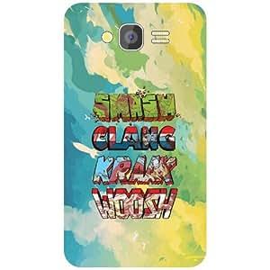 Samsung Grand Slam Again Matte Finish Phone Cover - Matte Finish Phone Cover