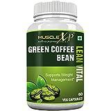 MuscleXP Green Coffee Bean Lean Vital - 60 Veg Caps