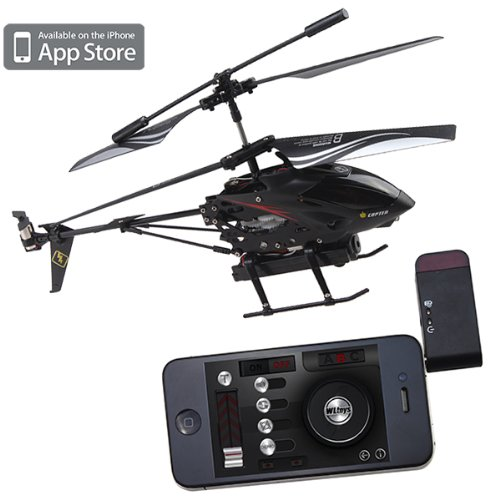 Remote Control Helicopter With Camera Iphone 3.5CH RC Iphone Remote...