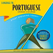 Portuguese Crash Course  by LANGUAGE/30 Narrated by LANGUAGE/30