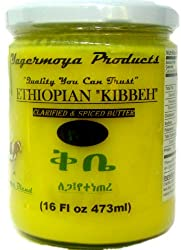 Ethiopian Niter Kibbeh Traditional Blend 16oz(1lb)
