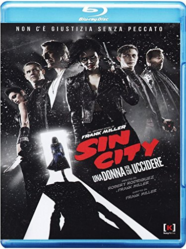 Sin City - Una Donna per Cui Uccidere (Blu-Ray)
