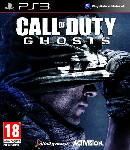Call of Duty (COD): Ghosts (PS3)
