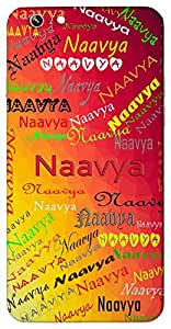Naavya (Popular Girl Name) Name & Sign Printed All over customize & Personalized!! Protective back cover for your Smart Phone : Samsung Galaxy E-7