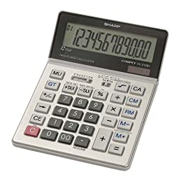 12-Digit Calc., Tax Feature, Dual Pwr, 5\