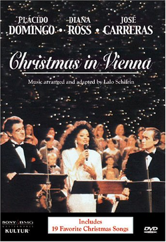 Christmas in Vienna / Diana Ross, Placido Domingo, Jose Carreras, Vienna Symphony Orchestra (Vienna Symphony compare prices)