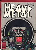 img - for Heavy metal: The Adult Illustrated Fantasy magazine September 1977 book / textbook / text book