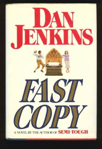 Image for Fast Copy: A Novel