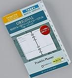 フランクリン・プランナー 1日1ページ デイリー・リフィル 日本語版 2015年1月始まり コンパクトサイズ 62321