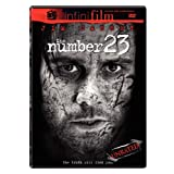 The Number 23 (Unrated Infinifilm Edition) [DVD] ~ Jim Carrey