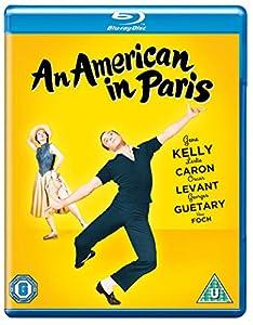 An American In Paris [Blu-ray] [1951] [Region Free]