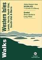 Walks Western Isles (Hallewell Pocket Walking Guides)