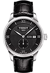 Tissot Le Locle Men's Watch - Black