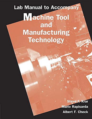 Yes You Can Download Free Machine Tool And Manufacturing Technology