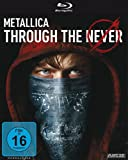 DVD - METALLICA - Through the Never [Blu-ray]