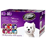 Cesar Canine Cuisine in Meaty Juices Variety Pack 6.61 lbs