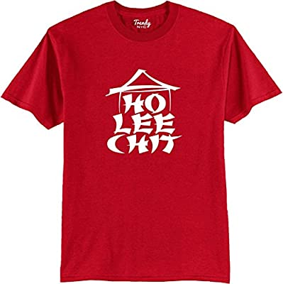 Ho Lee Chit Funny Graphic Holy Sh!t T-Shirt
