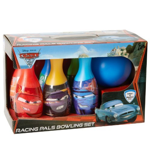 Sale!! Disney's Cars Bowling Set Party Accessory