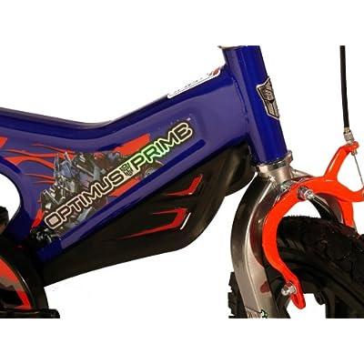 Amazon.com : Transformer Optimus Prime 16-Inch Kids' Bike