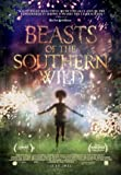 BEASTS OF THE SOUTHERN WILD - US MOVIE FILM WALL POSTER - 30CM X 43CM