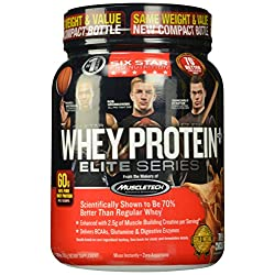 Six Star Whey Protein PlusView larger  Premium Protein with Great-Tasting Flavor To help perform at their best, top sports pros and elite young athletes trust new Six Star Whey Protein Plus. It's powered by easy-to-mix, 100% instantized whey protei...