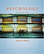 Psychology by James S. Nairne
