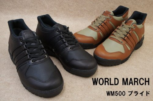 [WORLD MARCH] ワールドマーチ WM500 プライド ウォーキングシューズ ワイズ3E