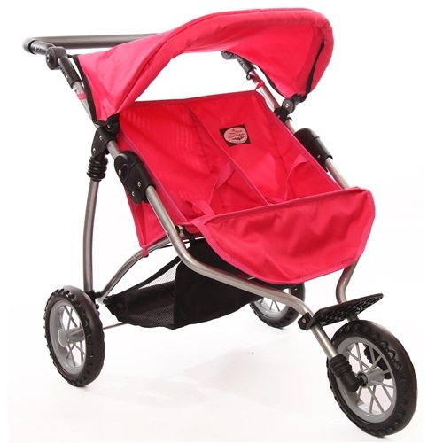 The New York Doll Collection Doll Twin Stroller for Ages: 4+ Amazon.com