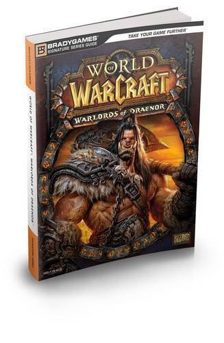 World Of Warcraft. Warlords Of Draenor Signature